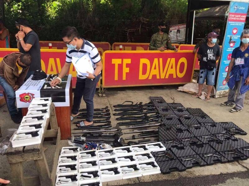 Photo credit to Task Force Davao/Davao CIO