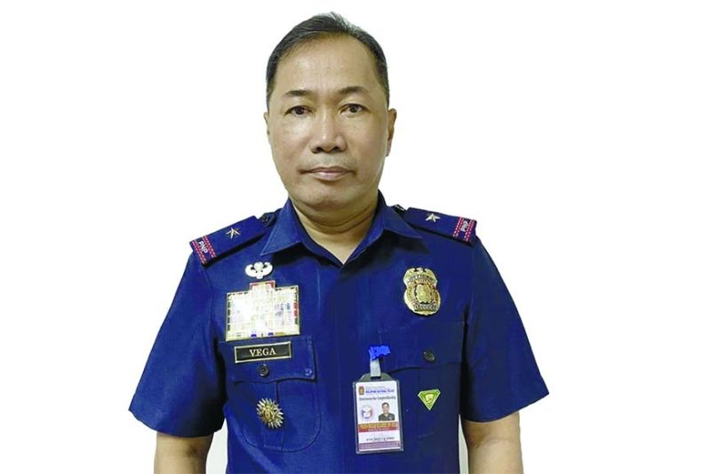 NEW PRO 7 CHIEF. Starting Wednesday, Sept. 29, 2021, Police Brigadier Gen. Roque Eduardo Dela Peña Vega will serve as PRO 7's new director, replacing PBGen. Ronnie Montejo who will be retiring from the police service./ Police Regional Office 7