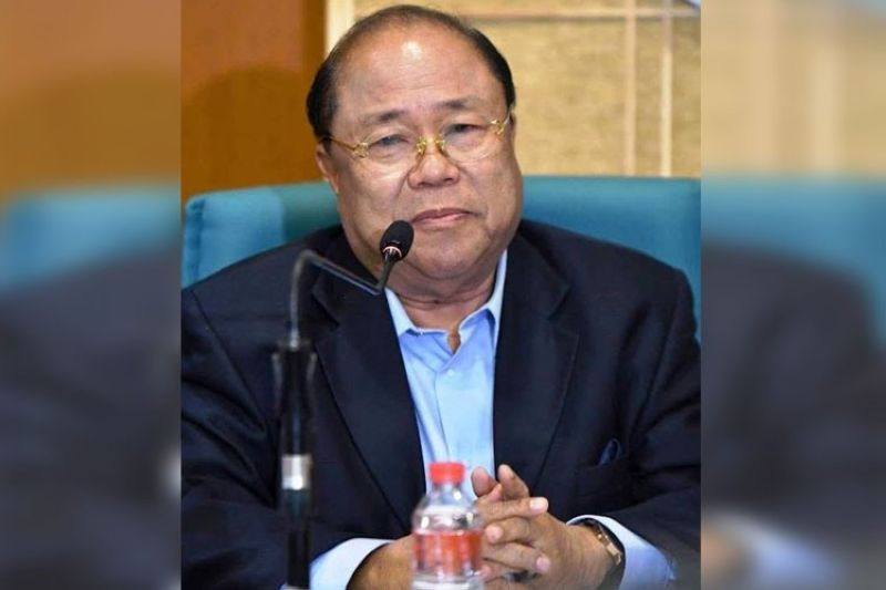 Lawyer John Orola, consultant for trade, tourism and investment of Bacolod City. (File photo)