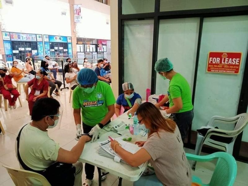 BACOLOD. Additional health workers are needed in Bacolod City as it continues to experience a surge in Covid-19 cases. (Contributed Photo)