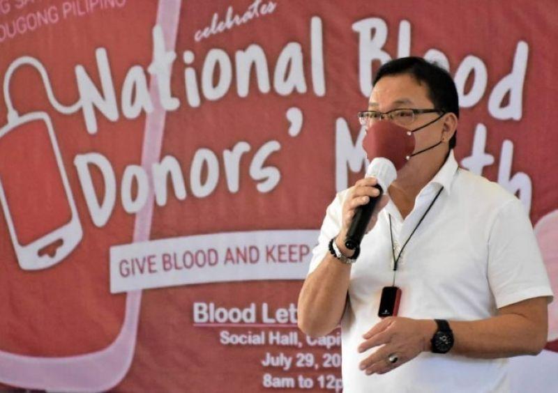 NEGROS. Negros Occidental Provincial Health Officer Dr. Ernel Tumimbang tests positive for coronavirus. (Richard Malihan/File Photo)