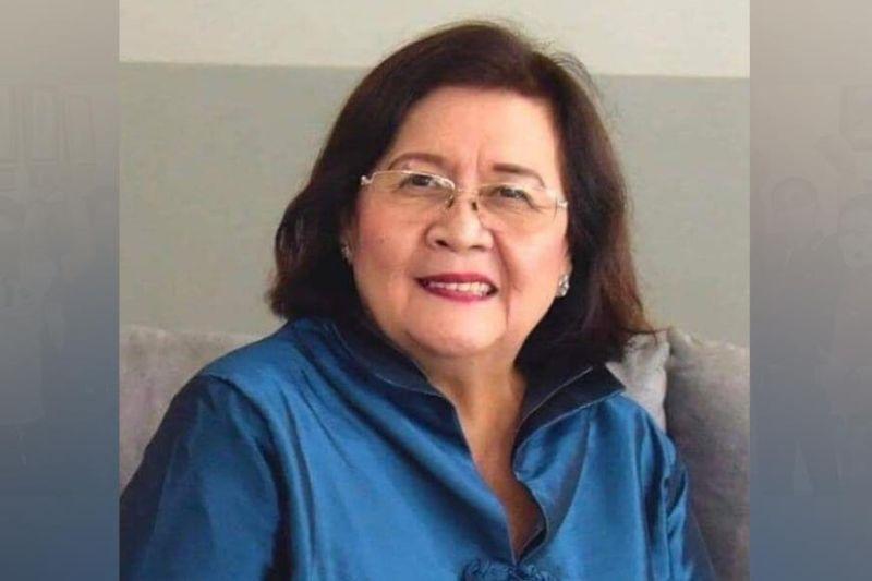 MISHAP VICTIM. Mishap victim Maribel Paras Beltran. (Contributed photo)