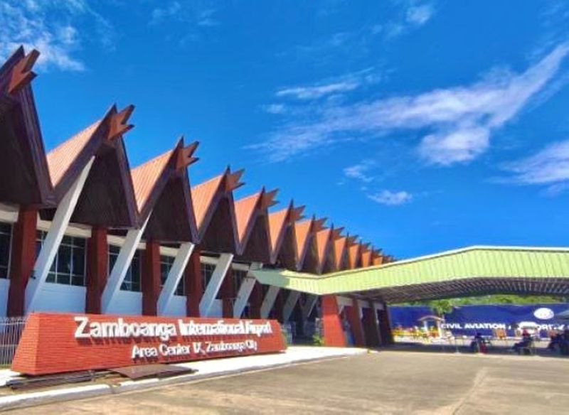 AIRPORT UPGRADE. The Zamboanga International Airport (ZIA), after the completion of some P74.6 million upgrade projects, will soon expand its flight routes to and from Southeast Asian destinations. A photo handout shows the pre-departure area of the upgraded passenger terminal building. (SunStar Zamboanga)