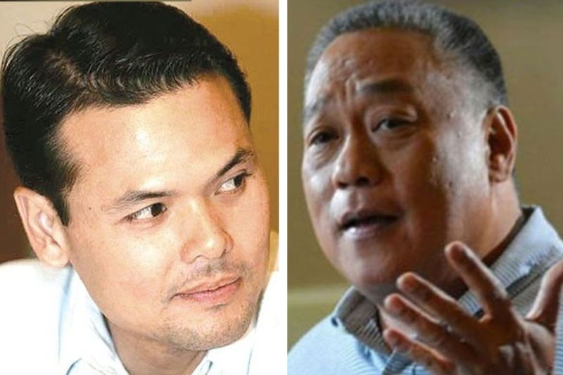 CEBU. Former Tourism secretary Ace Durano (left) and Cebu Vice Governor Hilario Davide III. (SunStar File)