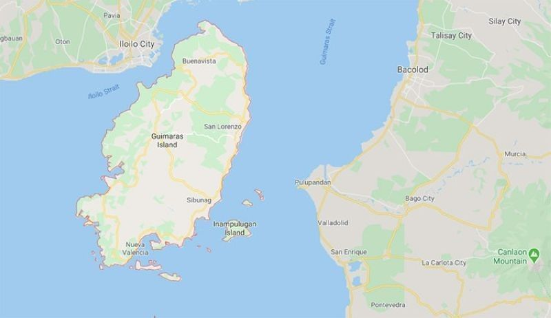 Guimaras Island. (Google Maps)
