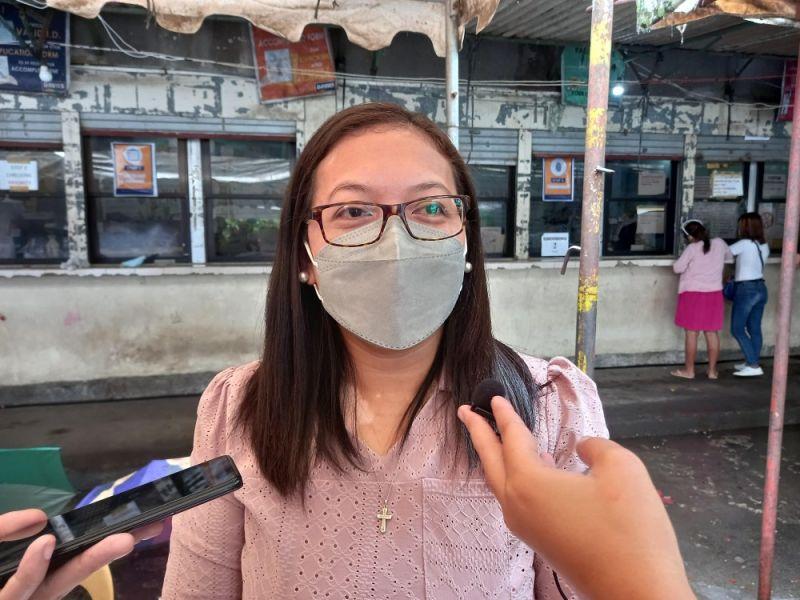NEGROS. Bacolod City Election Officer lawyer Kathrina Trinio-Caña. (Merlinda A. Pedrosa)