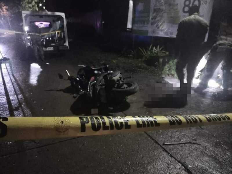 BACOLOD. Authorities have already identified the suspects in the shooting of an agent of the Philippine Drug Enforcement Agency in Bacolod City Tuesday, October 6. They are now preparing the frustrated murder charges. (Aksyon Radyo Bacolod photo)