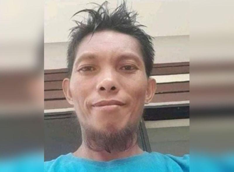 "CADIZ. Delleon del Rosario ""alyas Toto"" is the suspect in the killing of a senior high school teacher in Cadiz City earlier this week. (Cadiz City Police Station photo)"