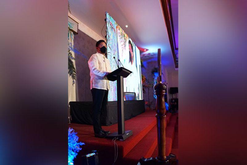 3rd SOCA. Talisay City Mayor Gerald Anthony