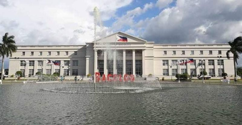BACOLOD. Bacolod City's proposed budget is P3.2 billion allotted for various projects in 2022. It already hurdled the city council's first reading. (File photo)