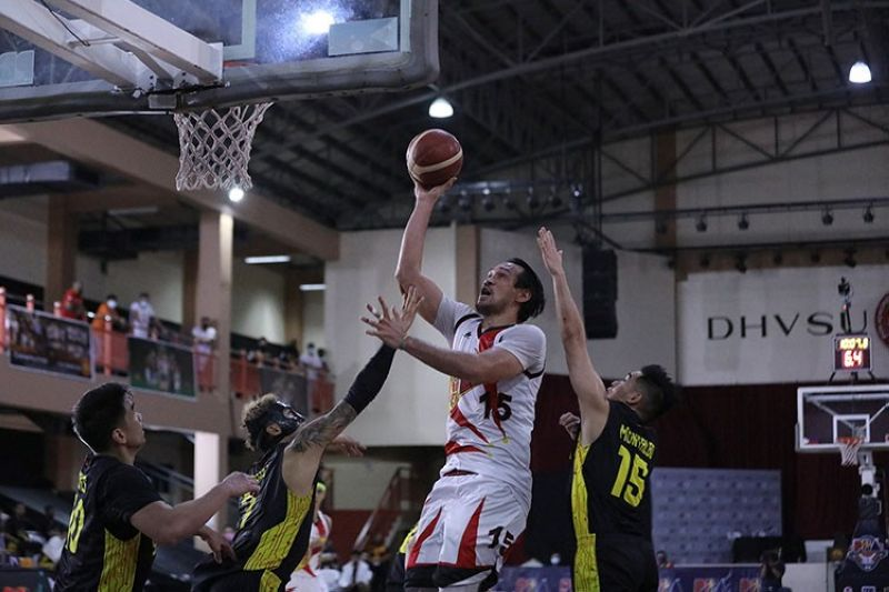 Cebuano giant June Mar Fajardo had a solid double-double performance for San Miguel in the Game Six win.  (PBA photo)