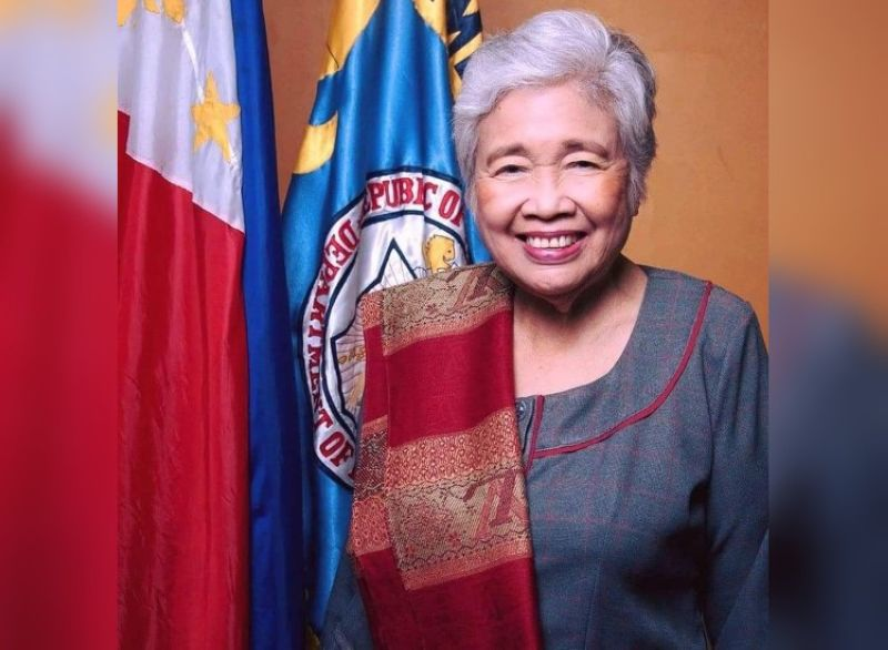 BACOLOD. Secretary Leonor Briones of the Department of Education (DepEd) approved the creation of the Victorias City Schools Division. (File photo)