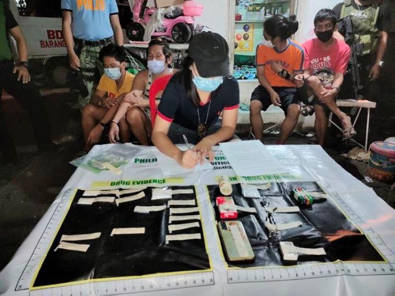 Hulagway tampo sa PDEA-Central Visayas