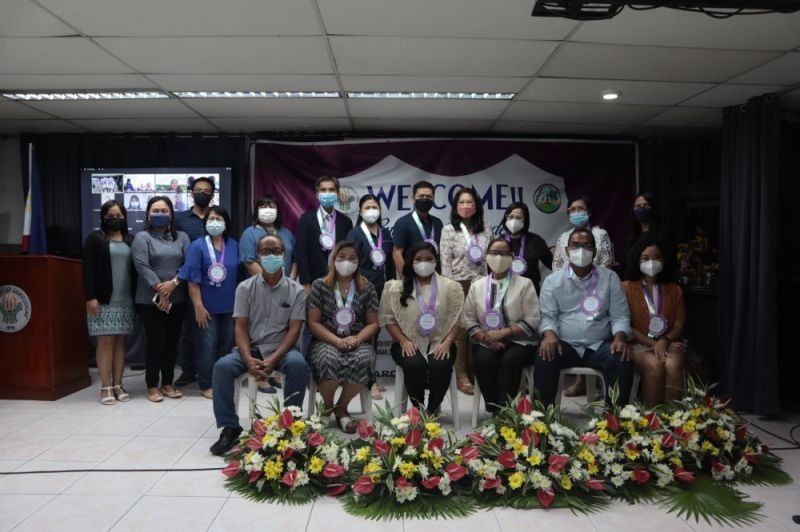 """PAMPANGA. The Department of Agriculture (DA) for Central Luzon honored outstanding women in the agriculture and fisheries sector with the theme """"Recognizing Juana during the Pandemic"""" on October 12, 2021. (DA Central Luzon)"""