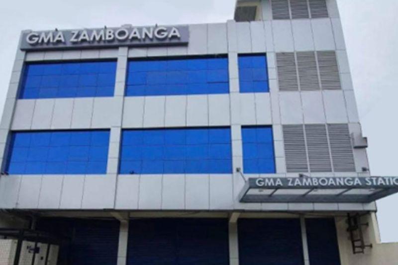 BAG-ONG EDFIPISYO: Ang bag-ong edipisyo sa GMA Zamboanga sa dakbayan sa Zamboanga./Tampo