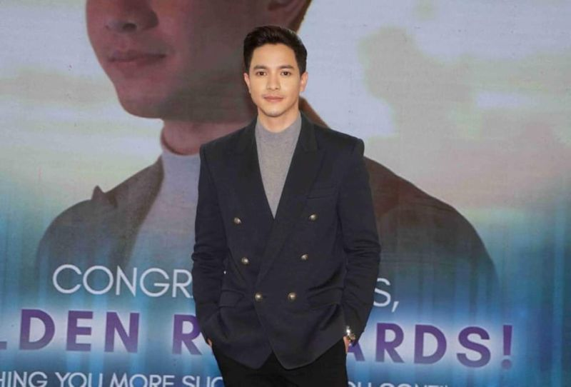 GMA. Alden Richards is one of the most priced artists of GMA network. (Contributed photo)