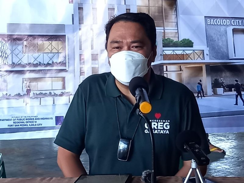 NEGROS. Lone District of Bacolod Representative Greg Gasataya says the establishment of special economic zones and a governing body would generate employment for Bacolodnons. (Merlinda A. Pedrosa)