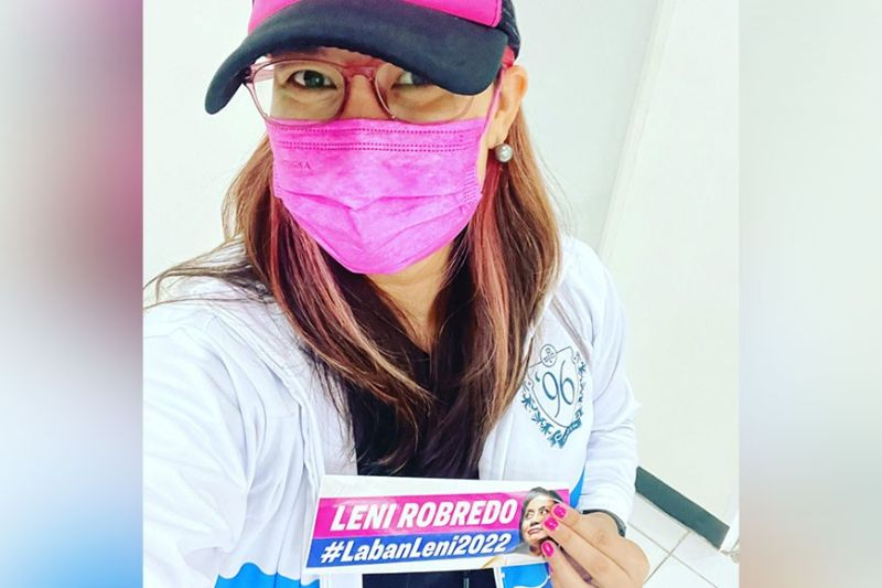 NEGROS. Laban Leni Negros Occidental convenor and spokesperson Pinky Mirano Ocampo says they are joining the nationwide caravan for Leni on Saturday, October 23, 2021. (Contributed Photo)