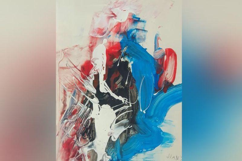 UNTITLED 2 / JIAN KENSHIN ANGANA