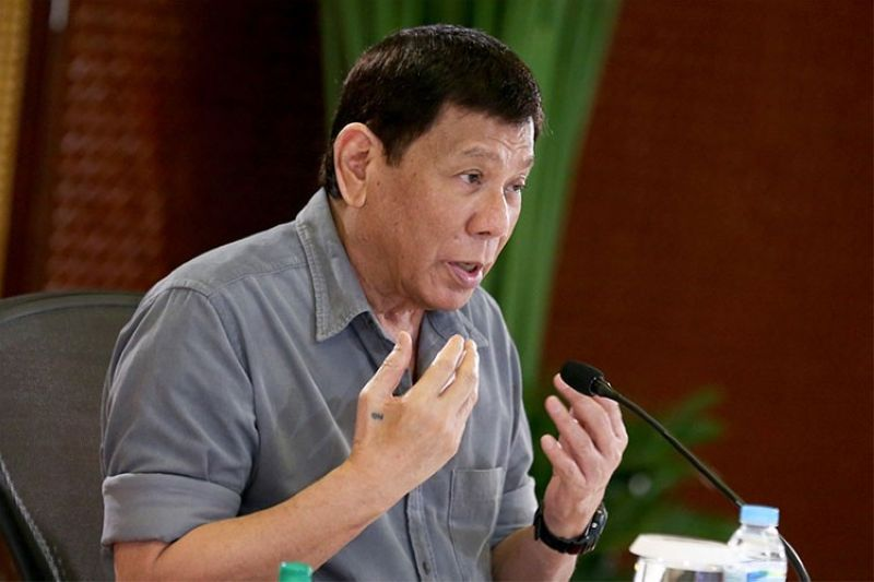 MANILA. President Rodrigo Duterte met with the Inter-Agency Task Force on the Emerging Infectious Diseases members to provide updates on the government's ongoing efforts against Covid-19 at the Malacañang Palace on October 19, 2021. (Presidential Communications)