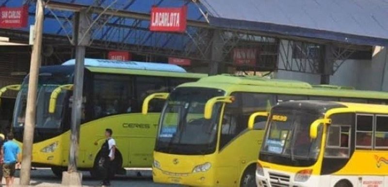 NEGROS. Bus trips between Negros Occidental and Negros Oriental are seen to resume soon. (File photo)