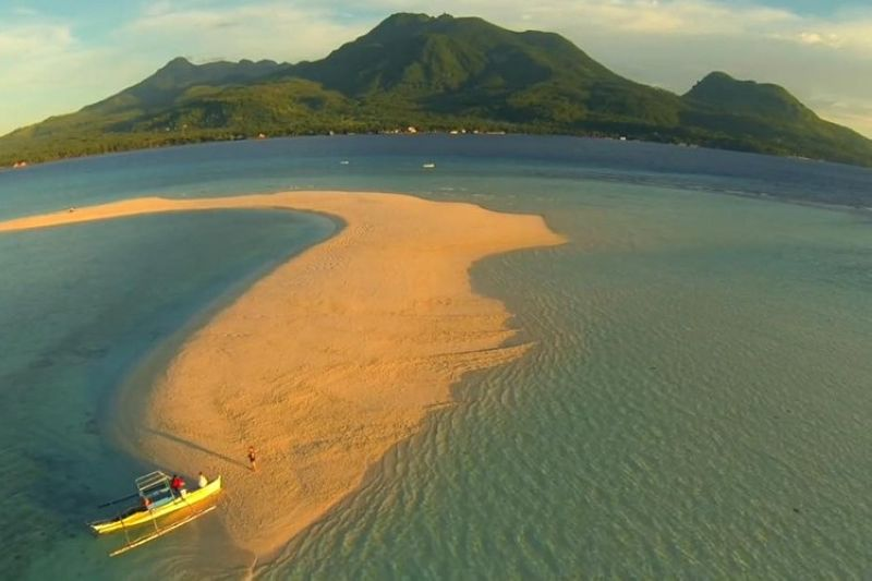Camiguin ready to welcome tourists after airport expansion (Photo grabbed from Camiguin Tourism Office's Facebook)