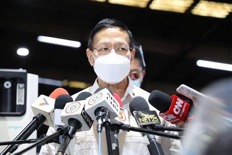 MANILA. Health Secretary Francisco Duque III. (Photo from National Task Force Against Covid)