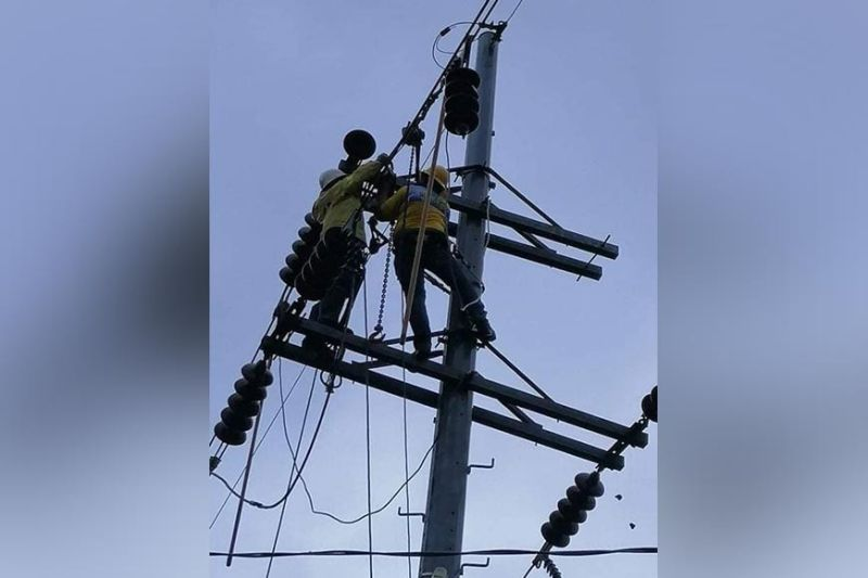 NEGROS. The Negros Occidental Electric Cooperative announces a decrease of over P3 per kilowatt hour in its residential rate for October this year. (Contributed Photo)