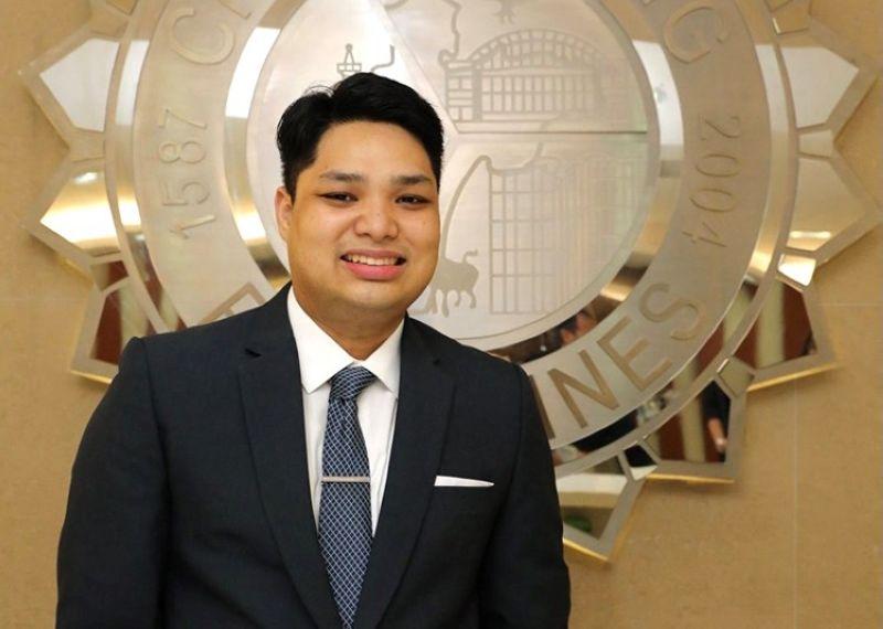 MANILA. Taguig City Assistant Prosecutor David Michael Go. (Contributed photo)
