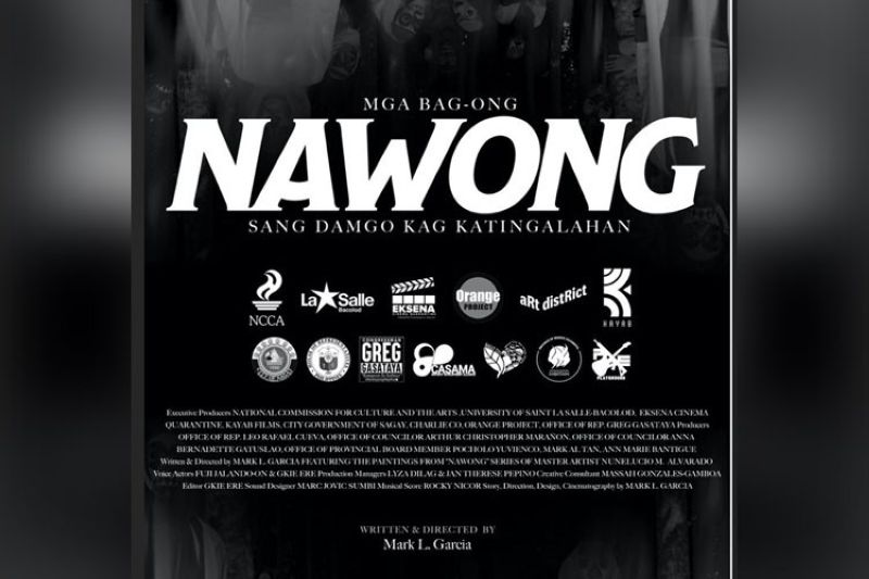 This Negrense short film will be shown at Singapore Film Festival. (Contributed photo)